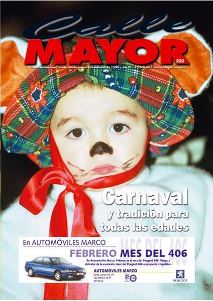 CALLE MAYOR 232 – CARNAVAL Y TRADICIÓN PARA TODAS LAS EDADES