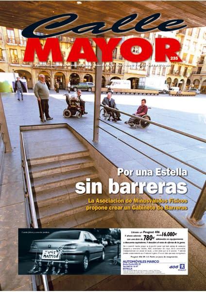 CALLE MAYOR 235 – POR UNA ESTELLA SIN BARRERAS