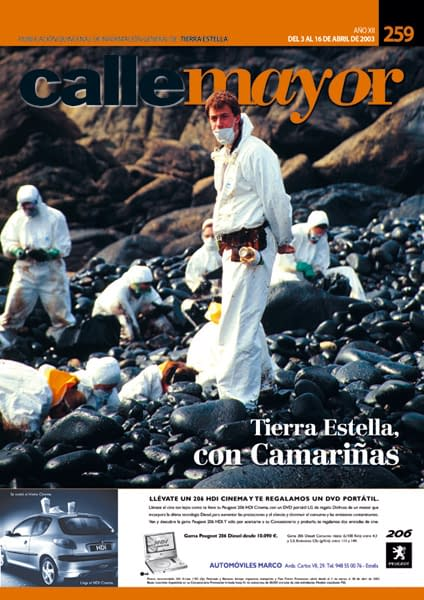 CALLE MAYOR 259 – TIERRA ESTELLA, CON CAMARIÑAS