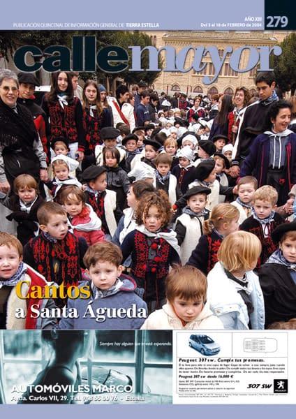CALLE MAYOR 279 – CANTOS A SANTA ÁGUEDA
