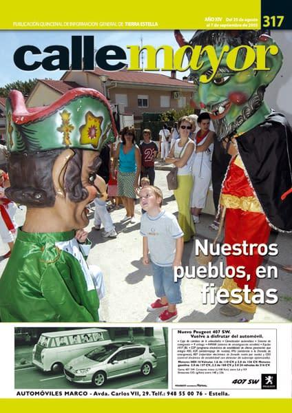 CALLE MAYOR 317 – NUESTROS PUEBLOS, EN FIESTAS