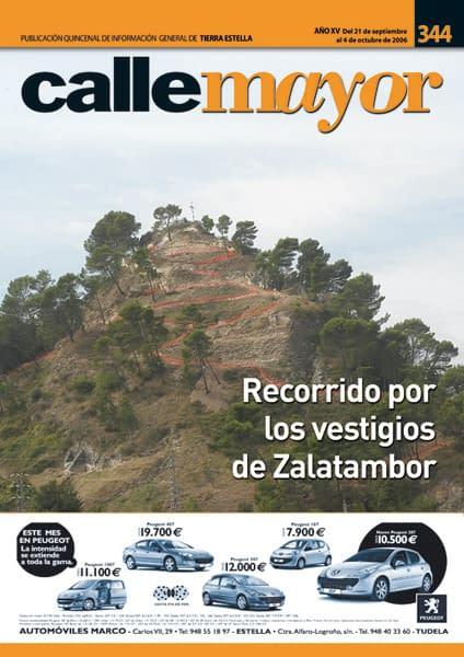 CALLE MAYOR 344 – RECORRIDO POR LOS VESTIGIOS DE ZALATAMBOR