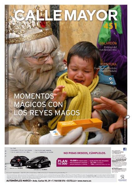 CALLE MAYOR 451 – MOMENTOS MÁGICOS CON LOS REYES MAGOS