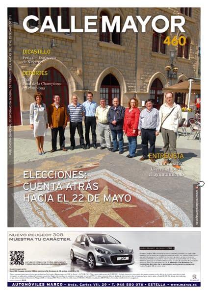 CALLE MAYOR 460 – ELECCIONES: CUENTA ATRÁS HACIA EL 22 DE MAYO