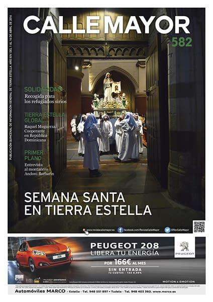 CALLE MAYOR 582 – SEMANA SANTA EN TIERRA ESTELLA
