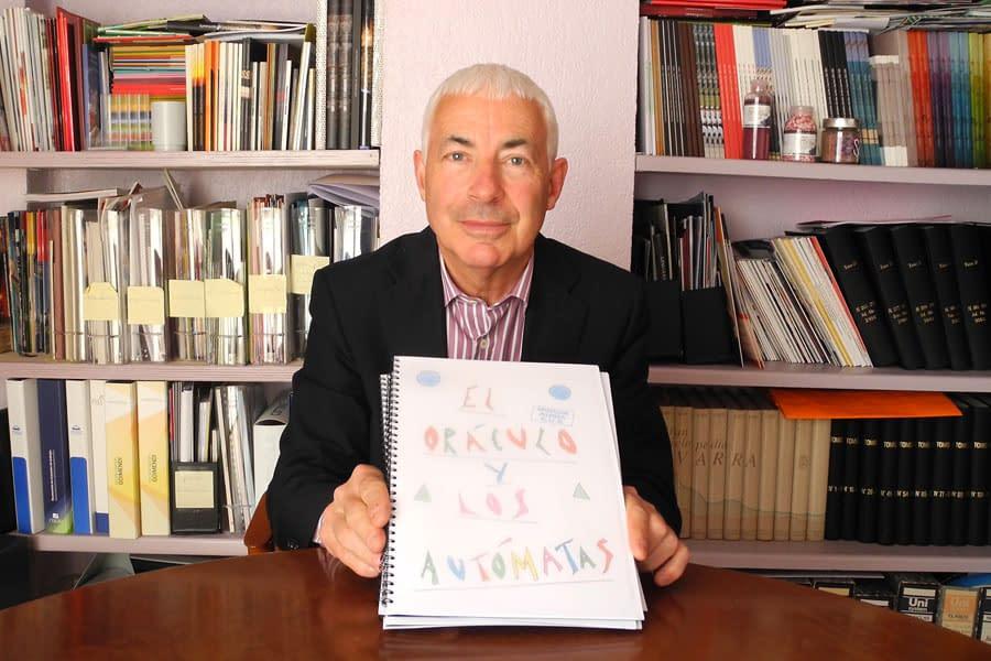 Esteban Ugarte publica nuevos trabajos con fines solidarios