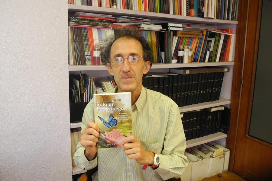 Koldo Aldai publica 'Solo un hasta luego…'