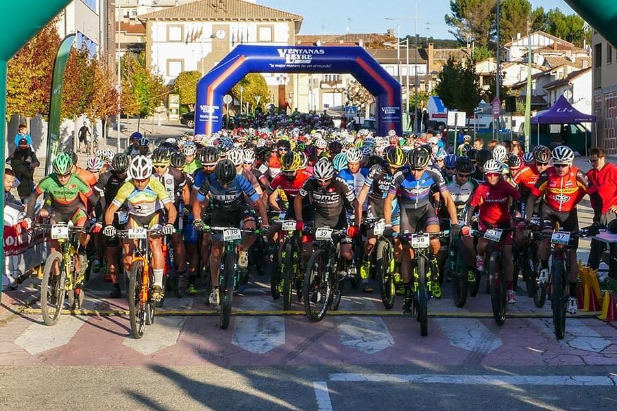 La Tierra Estella Epic contó con más de 700 ciclistas
