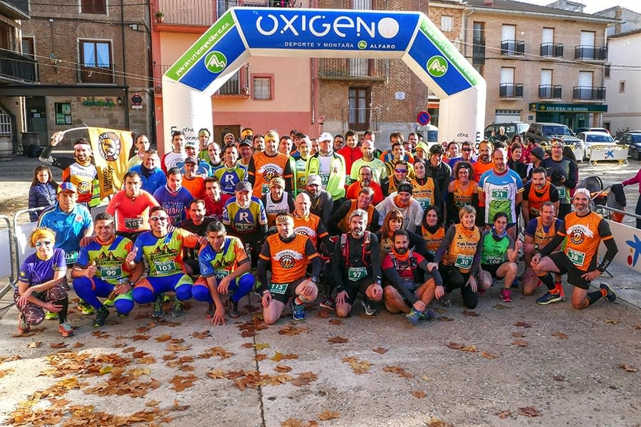 La Media Maratón Los Arcos-Viana se populariza