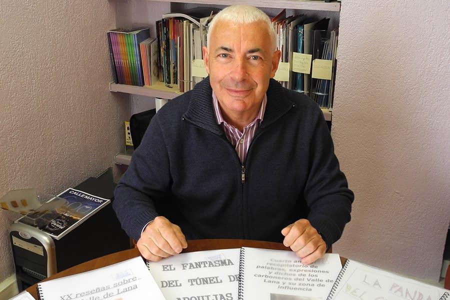 Esteban Ugarte pone a la venta copias de seis de sus trabajos con fines benéficos
