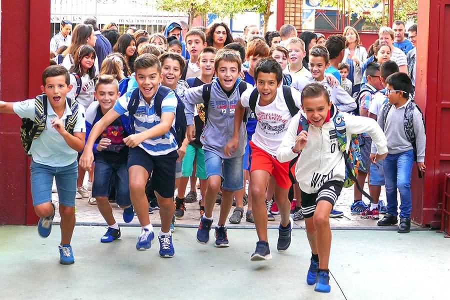 1.967 escolares de Estella vuelven a las aulas en septiembre