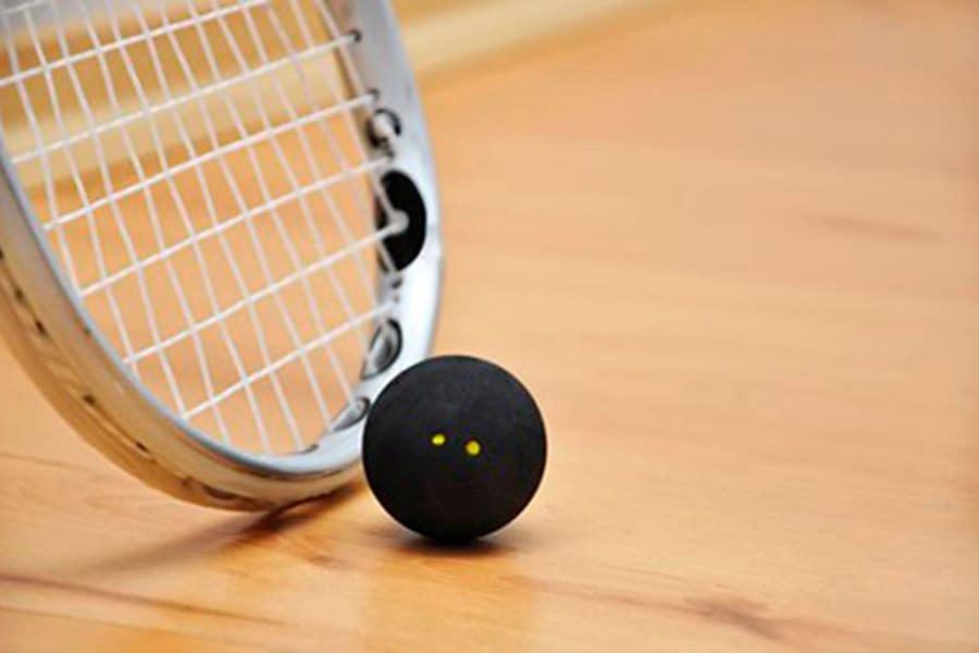 Curso de iniciación al squash