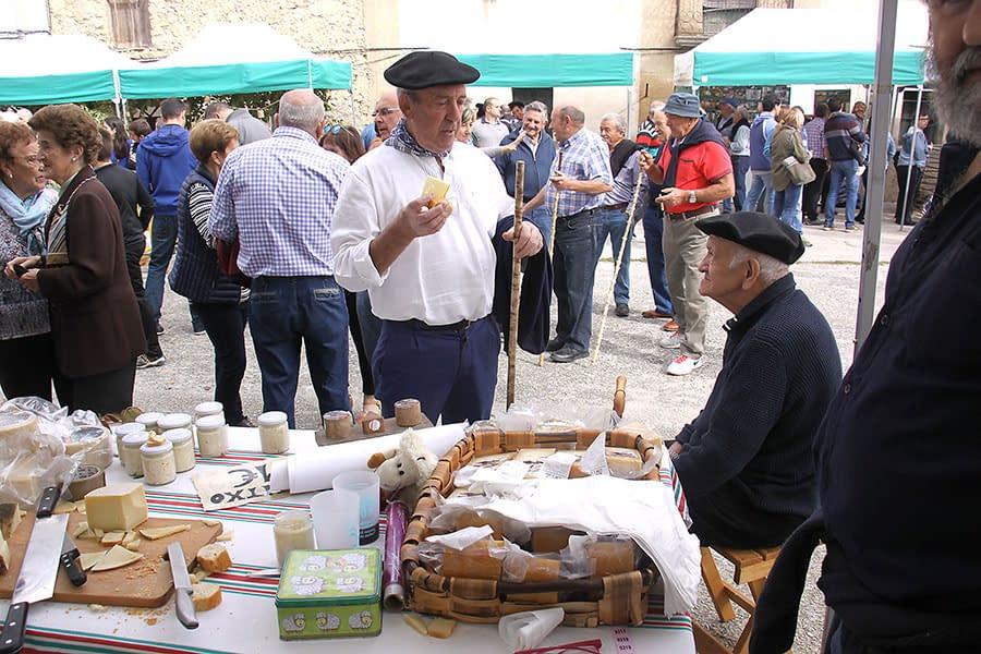 Eulate homenajeó al oficio tradicional del pastor