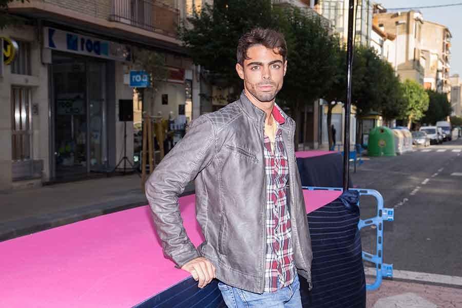 """PRIMER PLANO – Daniel Gutiérrez – Modelo – """"Siempre me ha llamado la atención la moda y quise probar"""""""