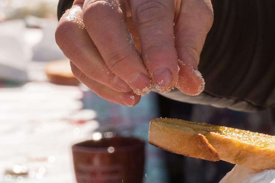 Arróniz anticipa el Día de la Tostada con sus concursos ya tradicionales