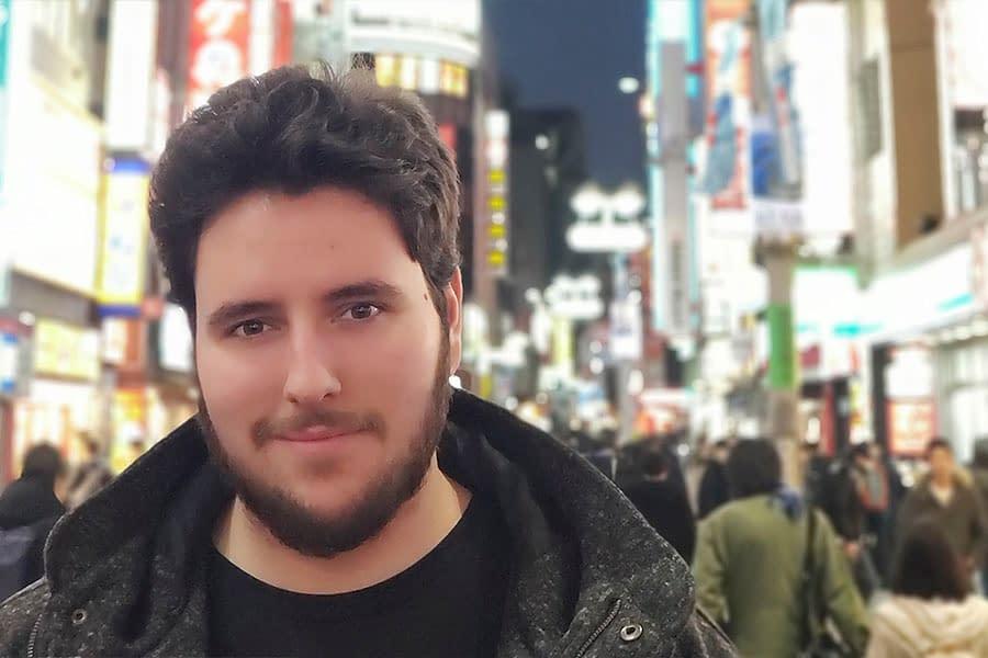 """TIERRA ESTELLA GLOBAL- Iker Nafarrate Vidarte – Tokio – """"La cultura japonesa es muy diferente a la nuestra, pero te puedes adaptar rápidamente"""""""